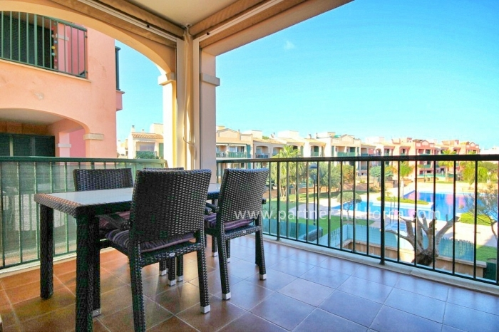 nice apartment in a lovely residential complex with swimming pools